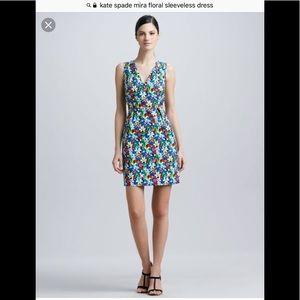 "Kate Spade ""Mira"" Floral Dress"